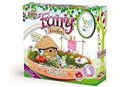 My Fairy Garden Grow Your Own Miniature Magical Fairy Garden Kit Kids Toy Ideas Craft Kits For Kids, Kids Crafts, Gifts For Kids, Indoor Fairy Gardens, My Fairy Garden, Fairy Gardening, Play Dough Sets, Popular Kids Toys, Tomy