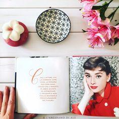 Essere Audrey di Marie Leclerc - 50 lezioni di eleganza e fascino #audreyhepburn #beauty #citazioni #libri #motivation #elegant #elegance