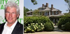 Richard Gere's home is a dream house with gorgeous pool... and it's for sale if you have a 47. 5 million dollars laying around.