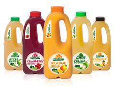 Fresh! Juicy Lucy's JuiceCo. - The Dieline -