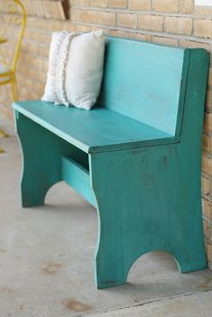 florence porch bench