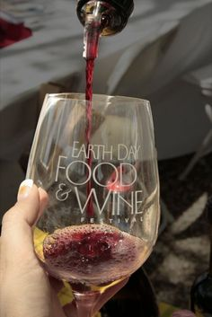 It's our party this weekend! Earth Day Food and Wine