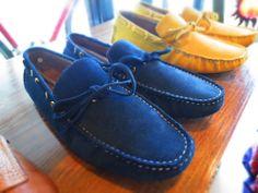 靴《ブルー》