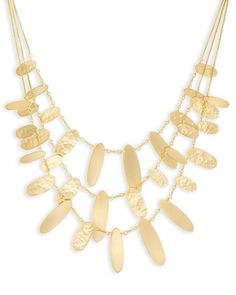 Kendra Scott: Nettie Necklace in Gold
