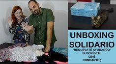 Un Unboxing muy solidario
