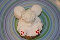 Marshmallow bunny bum