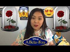 DIY- ROSA ENCATADA - BELA E A FERA - YouTube