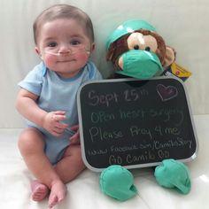 Pray for him!