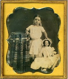 All sizes | Little girl and doll | Flickr - Photo Sharing!