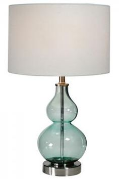 Clara Table Lamp Item # 02831 $59.00 would love these in my bedroom. one on each side of the bed. yes!