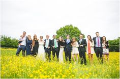 Buttercup field wedding http://www.livvy-hukins.co.uk/2015/cal-jimmy-relaxed-wedding-photography-buttercup-meadow/
