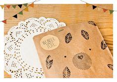 Papier & Schreibwaren - WUNDERTÜTE - ein Designerstück von baer-von-pappe bei DaWanda