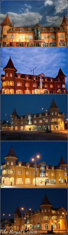 Vila Royal Crown Hotel, Subotica, Serbia. Subotica is a city in northern Vojvodina, Serbia. Formerly the largest city of Vojvodina region, contemporary Subotica is now the second largest city in the province, following Novi Sad.