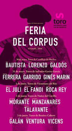 Feria de Granada 2018. El Corpus