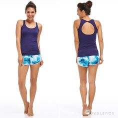 Mystic Lake - Add some colour to your workout wardrobe.