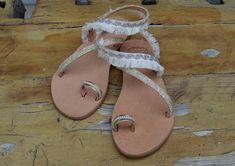 Bridal SandalsDoiraniGreek SandalsLeather | Etsy Pearl Sandals, Beige Sandals, Bridal Sandals, Boho Sandals, Greek Sandals, Strap Sandals, Leather Sandals, Beautiful Sandals, Baby Lotion