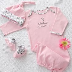 Personalized Baby Clothes
