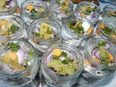 Conserva de peste (oblete) – cufarul cu bucurii Fresh Rolls, Food And Drink, Ethnic Recipes, Gastronomia, Preserve