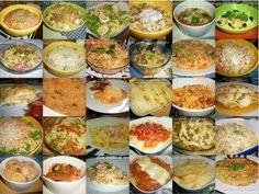 Cinco sentidos na cozinha: 30 sugestões de receitas com massa para celebrar o dia mundial da massa