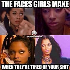 lmao that face