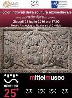 Italia Medievale: I colori ritrovati nella scultura altomedievale