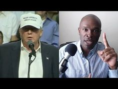 """Donald Trump Asks Black Voters """"What The Hell Do You Have To Lose?"""" REACTION From A Black Guy - YouTube"""