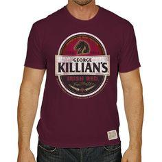 Killian's Beer Men's Short Sleeve Vintage Tee