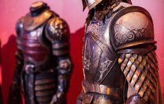 imagens da exposição Game of Thrones - Fotos - Guia UOL