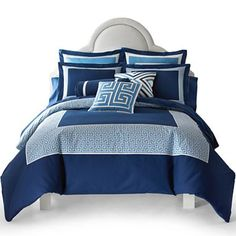 Maybe this one, it has a calmer feel! Happy Chic by Jonathan Adler Elizabeth Duvet Cover Set & Accessories - jcpenney