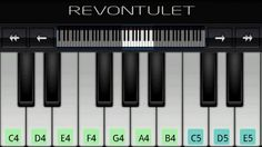 Use the Perfect Piano to learn to play piano and drum kit with realistic instrument sounds.