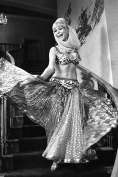 I dream of Jeannie star Barbara Eden - wanted to be her from the age of 5.