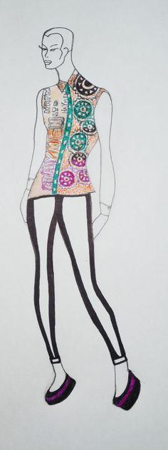 illustration for shirt design 2.