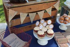 Vintage Airplane Birthday Party Ideas | Photo 3 of 31 | Catch My Party