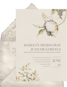 Wedding Gift Tags, Wedding Gifts For Guests, Wedding Cards, Wedding Invitation Video, Classic Wedding Invitations, Wedding Card Design, Wedding Designs, Birthday Background Design, Flower Graphic Design