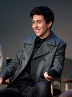 Nat Wolff - Hated the Naked Brothers band with a burning passion,  but I freaking love him now.