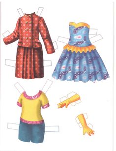 фотомодель Проф-Пресс 2010 - Nena bonecas de papel - Picasa Web Albums