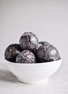Glazed Chocolate Dou