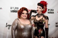 """The """"RuPaul's Drag Race"""" Season 7 Queens Put On One Sickening Show At Last Night's Finale Party"""