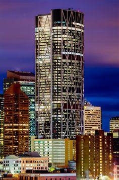 Bow Building, Calgary, Alberta, CA