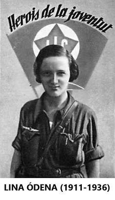 PAULINA ÓDENA GARCÍA (1911-1936)