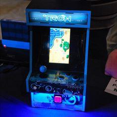 Tron game #retromadrid2012