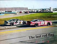 The last red flag 2-18-01