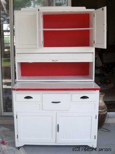 Ghosts of Furniture Past Update - DIY Hoosier Cabinet Restoration - Cre8tive Compass Magazine