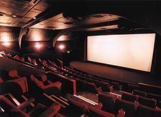 The Ritz Cinema, Belper (arch: Bill Chew Associates Ltd) Derbyshire, New Homes, Cinema, Cool Stuff, Table, Furniture, Arch, Home Decor, Movies