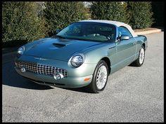 2004 Ford Thunderbird Pacific Coast Edition $28,000