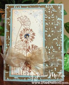 Stamp This!: Hop With Stampendous and Core'dinations