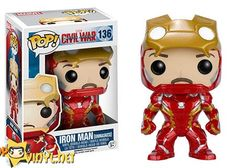 Iron Man POPVinyl