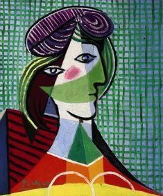 Picasso, Tete de Femme ($20-30m)