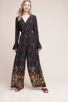 Shop the Kaelah Floral Jumpsuit and more Anthropologie at Anthropologie today. Read customer reviews, discover product details and more.