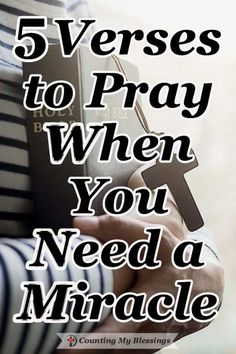 Prayers For Strength:We receive so many prayer requests from people who need a miracle. If you are someone who needs God to do the impossible, these verses and prayers will help you go to God and ask Him for help. Prayer Scriptures, Bible Prayers, Faith Prayer, God Prayer, Prayer Quotes, Bible Quotes, Bible Verses, Prayer Room, Catholic Prayers